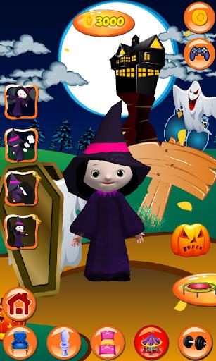 Talking Witch 1.8 screenshots 6