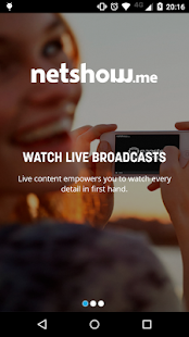 Netshow.me- screenshot thumbnail