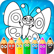 Game Coloring games : coloring book APK for Windows Phone