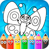 Coloring games : coloring book