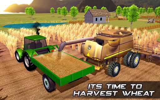 Farming sim 2018 - Tractor driving simulator apkdebit screenshots 6