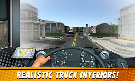 Euro Truck Simulator 2 : Cargo Truck Games 1.6 screenshots 3