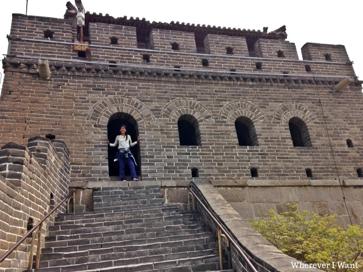 Great Wall of China | Guide to Badaling | UNESCO | Beijing | China | Great Wall Watch Tower | Watchtower