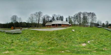 Photo: Zlatokopecké sruby se nachází cca 200 m. od Zlatorudných mlýnů