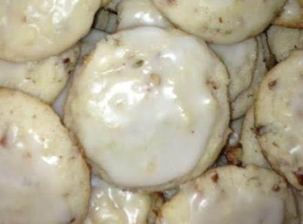 Key Lime Butternut Cookies