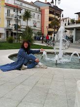 Photo: Fountain in Gorizia Grado