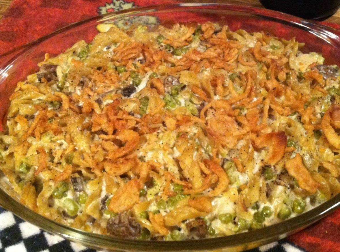 tuna noodle casserole 6 | just a pinch recipes
