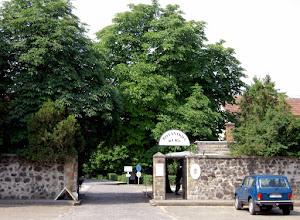 Photo: A botanikus kert bejárata