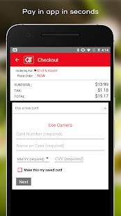 QuikTrip Food, Coupons, & Fuel apk screenshot 6