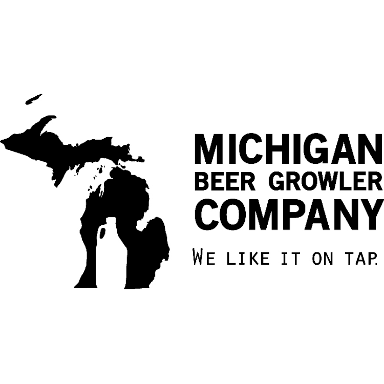 Logo for Michigan Beer Growler Company
