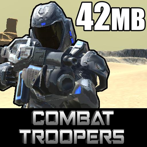 Combat Troopers - Star Bug Wars