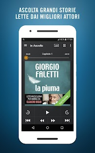 Audiobook & Audiolibri Audible- miniatura screenshot