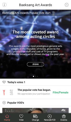 52nd BaekSang Arts Awards|玩娛樂App免費|玩APPs