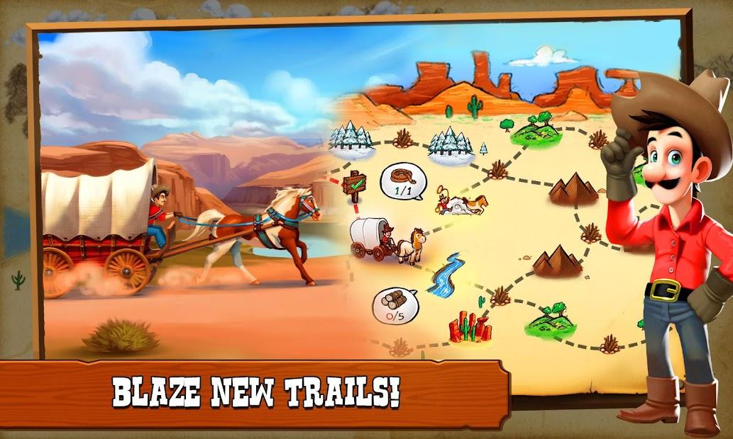 Westbound:Perils Ranch screenshot 1