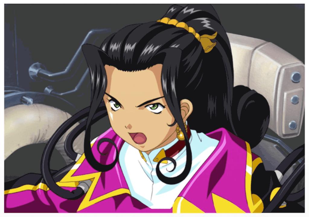 ソレッタ・織姫(戦闘服)