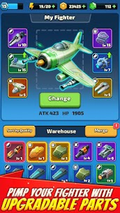 WinWing MOD Apk 1.4.2 (Unlimited Coins) 4