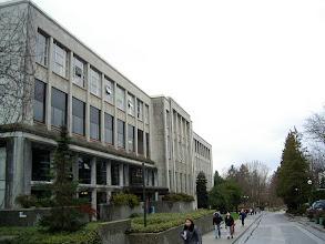 Photo: Leonard S. Klinck Building at UBC