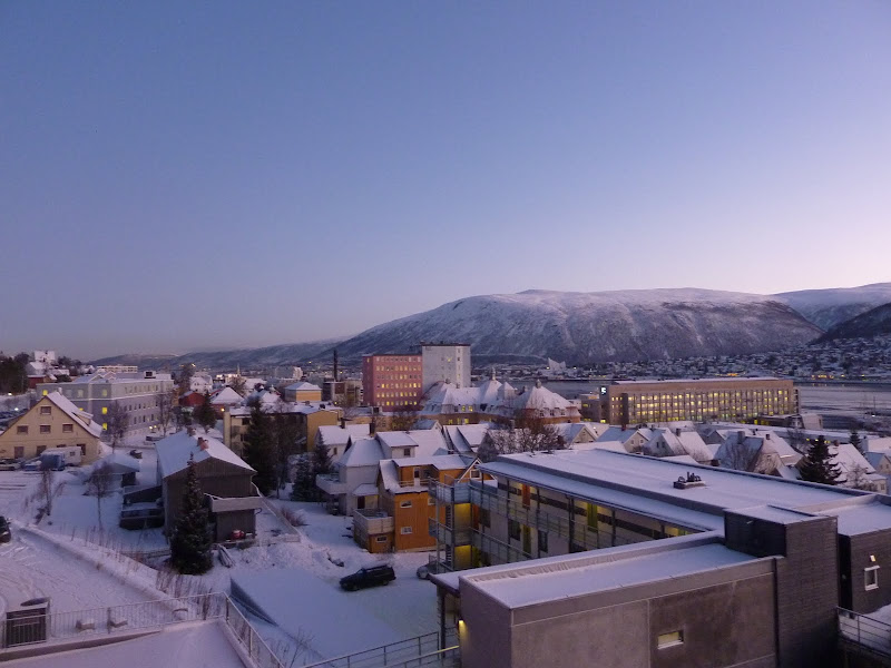 Photo: View from my hotel