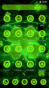 Beautiful Lucky Clover Launcher Theme for PC-Windows 7,8,10 and Mac apk screenshot 6