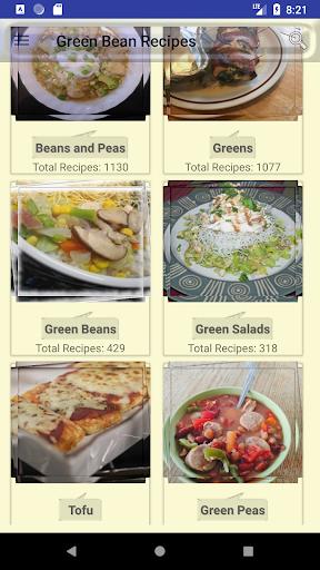 Green Bean Recipes 4.0.2 screenshots 1