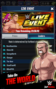WWE Tap Mania screenshot 16