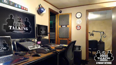 Photo: Our Engineering Bay - The 2GuysTalking Podcast Network Studio - Our Sound Booth Through to The Talent Bay - Protected by Frontpoint Security - Learn More About the Services We Offer Now! http://www.2guystalking.com/webservices