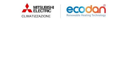 h�nh ảnh ecodan mitsubishi electric tr�n m�y t�nh pc windows & mac