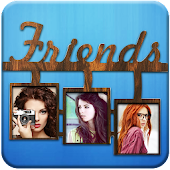 My friend Photo collage maker