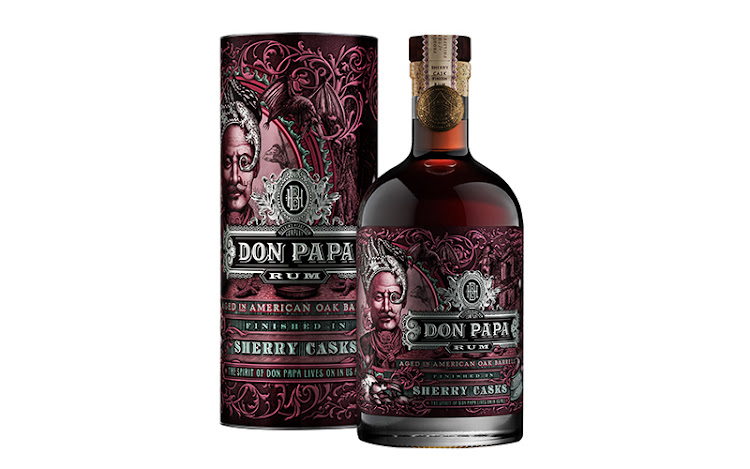 Don Papa Rum Sherry Cask.