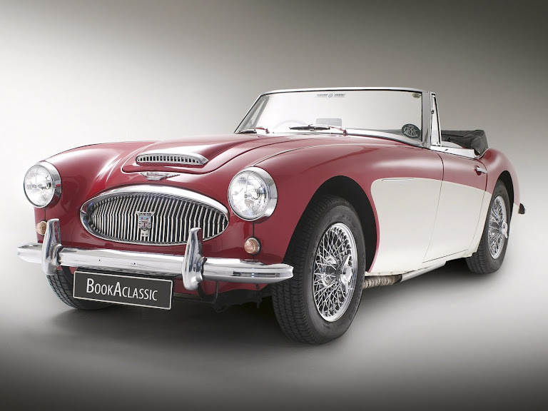Austin Healey 3000 BJ7 Hire Clitheroe