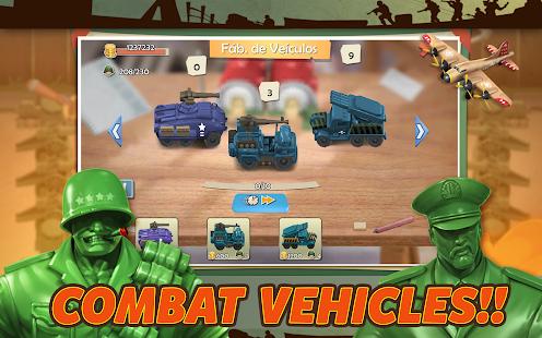 Commander of Toy Ekran Görüntüsü