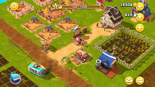Happy Town Farm: Farming Games & City Building 1.0.0 Pc-softi 14