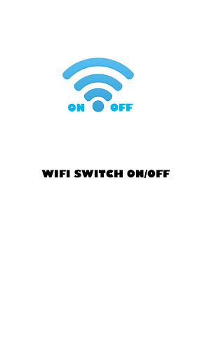 WiFi Switch ON OFF