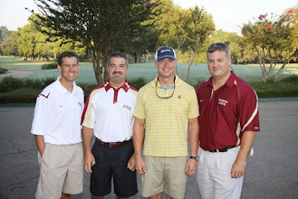Photo: 2010 Varsity Club Golf Tournament held at Killearn Country Club