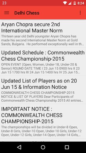 Delhi Chess Association