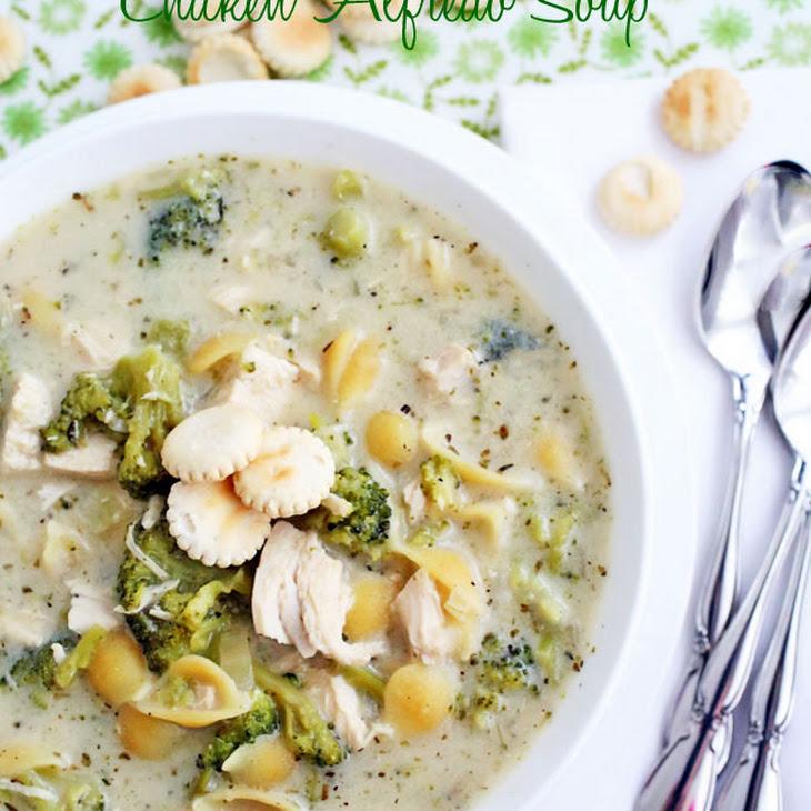 Broccoli Soup With Pasta Recipes — Dishmaps