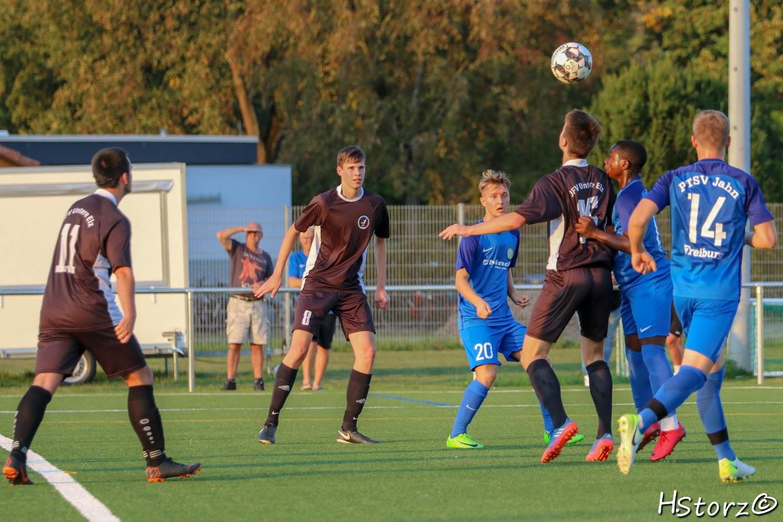 SBFV-Pokal A-JFV Untere Elz – PTSV Jahn Freiburg  4:5 nV (1:1)