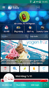 Quà tặng Galaxy screenshot 0