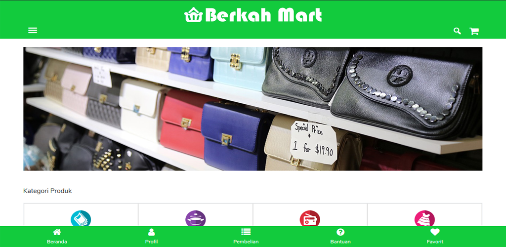 Download berkahmart com APK latest version 2 1 for android