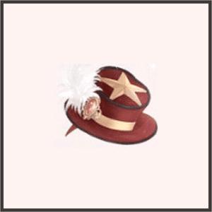 奇妙な礼帽