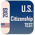 US Citizenship Test for USCIS : Immigration icon