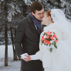 Wedding photographer Natalya Stadnikova (NStadnikova). Photo of 25.11.2017