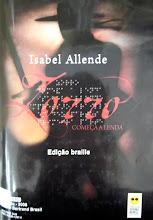Photo: Zorro, começa a lenda Allende, Isabel  Localização: Braille F A427z  Edição Braille