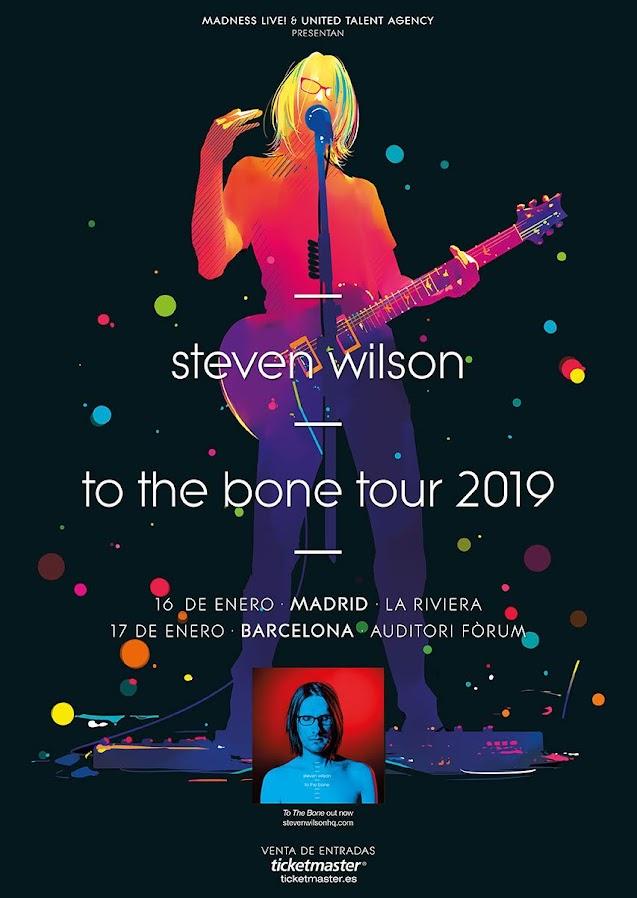 Steven Wilson 2019