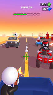 Rage Road MOD Apk 1.3.1 (Unlimited Money) 3