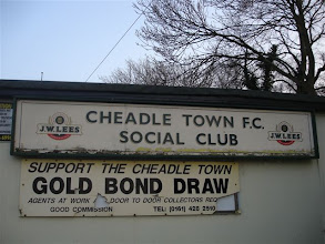 Photo: 23/03/11 v Rochdale Town (North West Counties League Div 1) 1-0 - contributed by Gyles Basey-Fisher