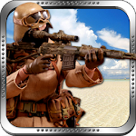Elite Sniper Clash - Commando Icon
