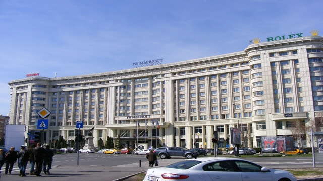 Luxury Hotel in Bucharest