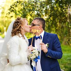 Wedding photographer Evgeniya Sackevich (satskeev). Photo of 21.10.2016