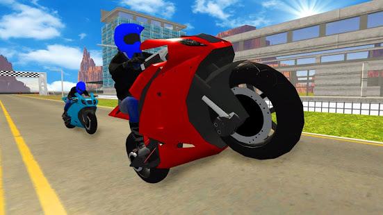 3D Moto bike Racing - Drag Racing Game for PC-Windows 7,8,10 and Mac apk screenshot 4